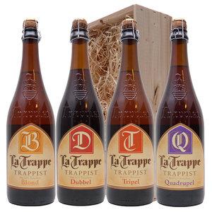 La Trappe Kist Blond-Dubbel-Tripel-Quadrupel