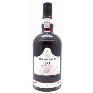 Grahams 10 Years Tawny Port 75cl