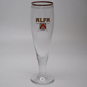 Alfa Voetglas