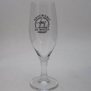 De Molen Voetglas