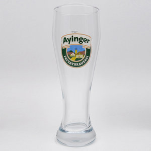 Ayinger Weisse Glas 50cl