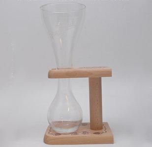 Kwak Koetsiersglas 33cl met houder