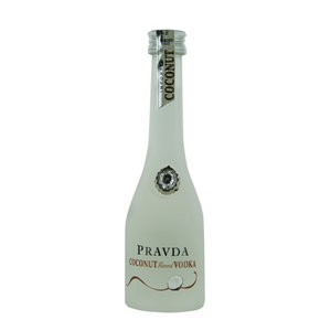 Pravda Coconut Vodka 70cl