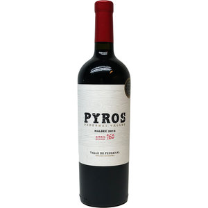 Pyros Barrel Selected Malbec 75cl