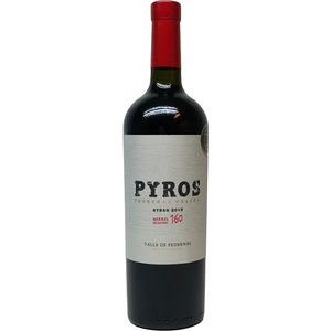 Pyros Barrel Selected Syrah 75cl
