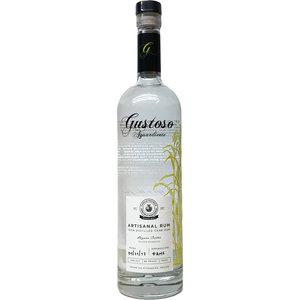 Gustoso Aquardiente Artisanal Rum Blanco 75cl