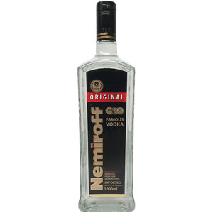 Nemiroff Original Vodka 100cl