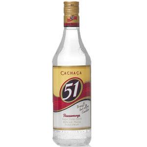 Cachaca 51 100cl