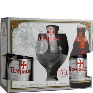 Bierpakket Tempelier met Glas