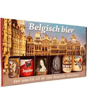 Bierpakket Belgisch Bier 6 Flesjes
