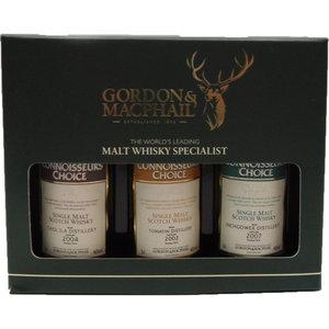 Gordon & MacPhail Connoisseurs Choice Cadeaupakket