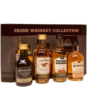 Irish Whiskey Collection 4x50ml GV