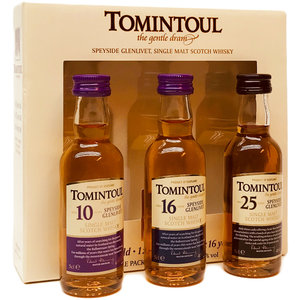 Tomintoul Tripel Pack 3x50ml GV