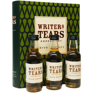 Writer's Tears Copper Pot Boek 3x50ml GV
