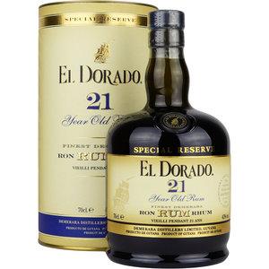 El Dorado 21 Years 70cl