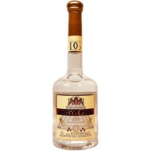 Van Wees Three-Corner Dry Gin 50cl