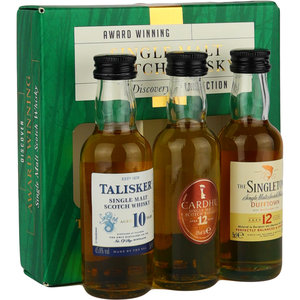Award Winning Single Malt Scotch Whisky GV