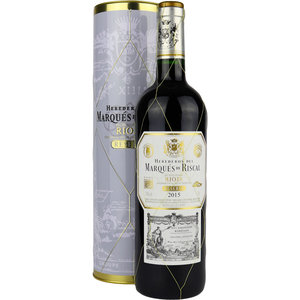 Marques de Riscal Rioja Reserva 2015 75cl