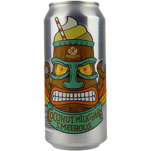De Moersleutel Coconut Milkshake Smeerolie Blik