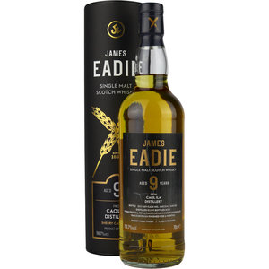 Caol Ila 9 Years 2019 James Eadie 70cl