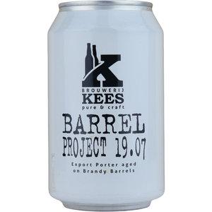 Kees Barrel Project 19.07 Blik