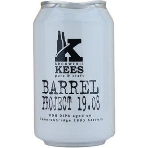 Kees Barrel Project 19.08 Blik