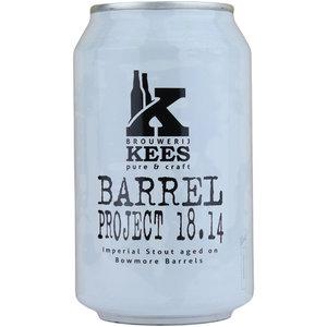 Kees Barrel Project 18.14 Blik