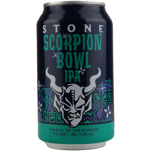 Stone Brewing Scorpion Bowl IPA Blik