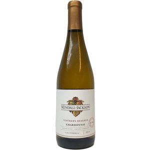 Kendall-Jackson Chardonnay Vintner's Reserve 75cl