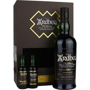 Whisky Ardbeg Exploration Pack