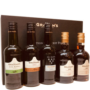 Graham's Selection of Finest Ports 5x200ml GV