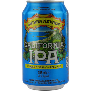 Sierra Nevada California IPA Blik