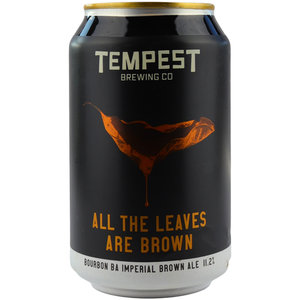Tempest All The Leaves Are Brown Heaven Hill BA Blik