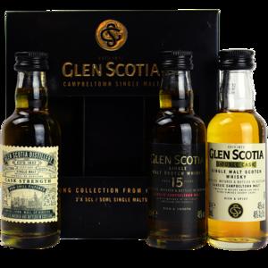 Glen Scotia Tasting Collection 3x50ml