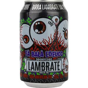 Birrificio Lambrate Fa Bala Loeucc Blik