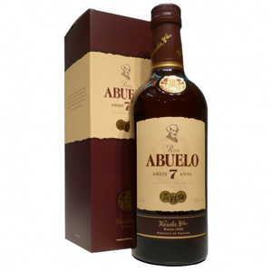 Abuelo 7 Years 70cl
