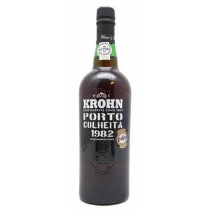 Krohn Porto Colheita 1982 75cl