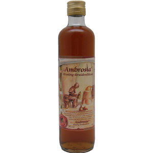 Ambrosia Honing-kruidenlikeur 50cl