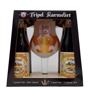 Bierpakket Karmeliet met Glas