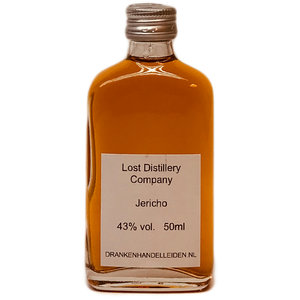 Sample Lost Distillery Jericho 50ml