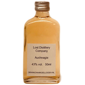 Sample Lost Distillery Auchnagie 50ml