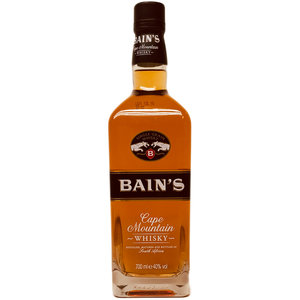 Bain's Cape Mountain Whisky 70cl
