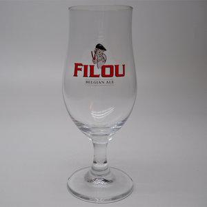Filou Voetglas 25cl