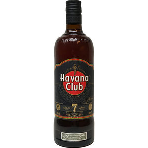 Havana Club Anejo 7Years 70cl