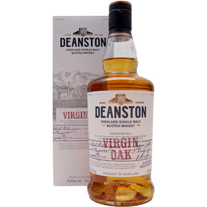 Deanston Virgin Oak 70cl