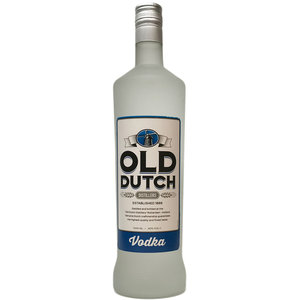 Old Dutch Vodka 100cl